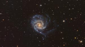 Galaxie du Moulinet M101_1