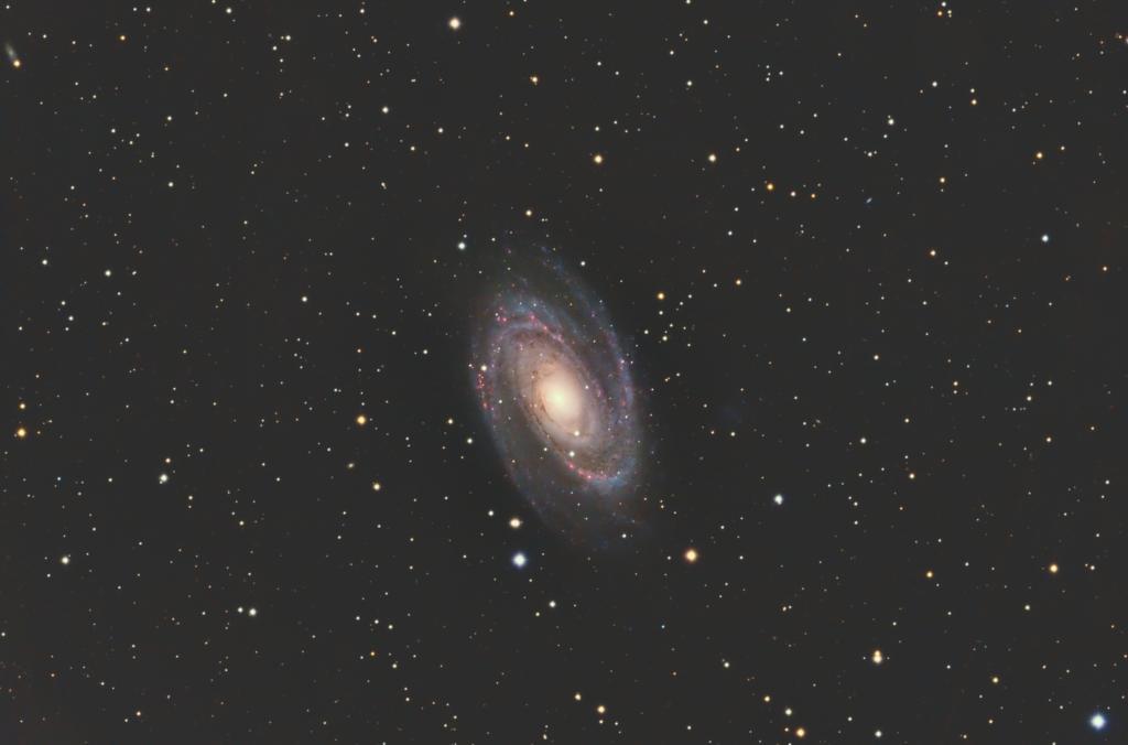 Galaxie de Bode M81