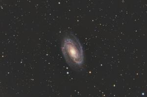 M81 Galaxie de bode