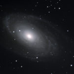 Nébuleuse de Bode M81