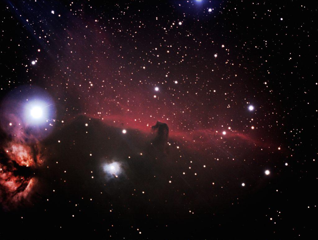 Nébuleuse de la Tête de Cheval IC434