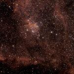 Nébuleuses du Coeur IC1805
